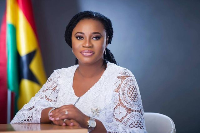 Breaking: President Akufo Addo Removes EC Chairperson Charlotte Osei & Her Two Deputies From Office