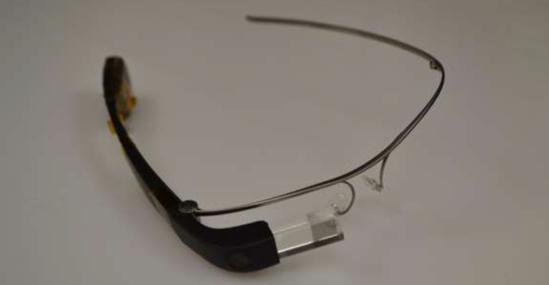 Google Glass不死,企業版照片曝光