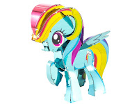 My Little Pony Metal Earth Rainbow Dash Model Kits