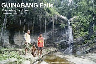 Guinabang Falls