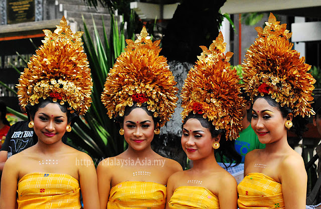 People from Bangli Bali