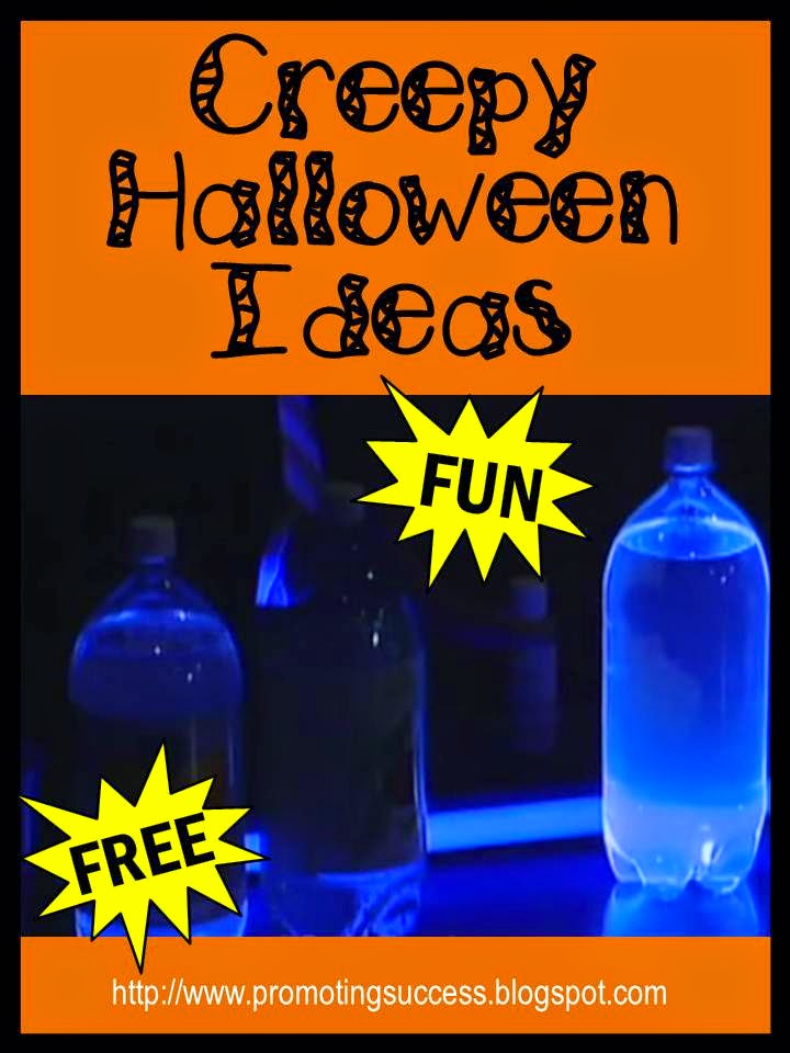Promoting Success: Halloween Themed Science Experiments for Kids