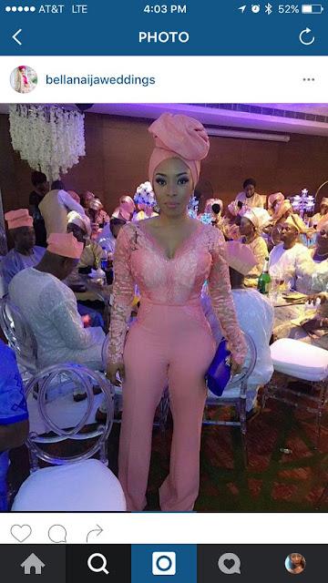 pretty nigerian woman stunning traditional wear
