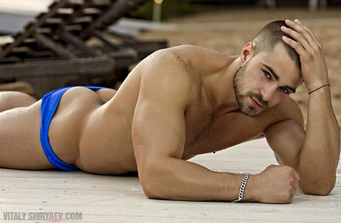 Sergei • Male Model
