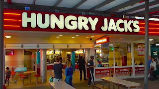 Hungry Jack's Hamburgers Store