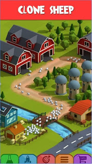 Game Tiny Sheep App