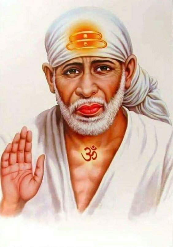 New Sai Baba Photo for Mobile