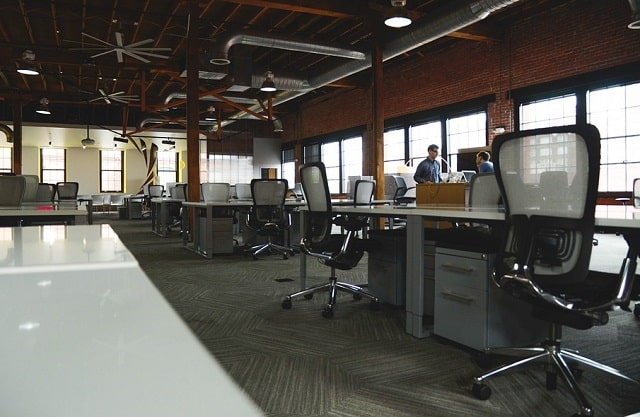 company office space cool comfortable productive bootstrap business
