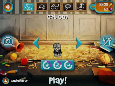 Cat 007, from Cat Simulator
