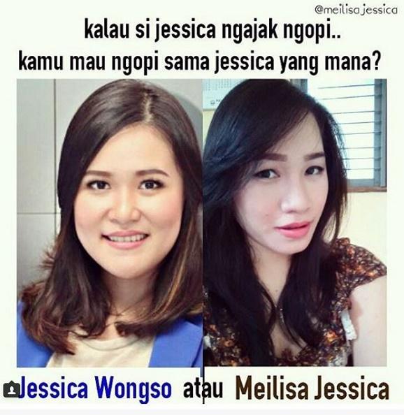 12 Meme Lucu dari Instagram tentang Jessica yang bikin kamu ngakak Abis dan Guling