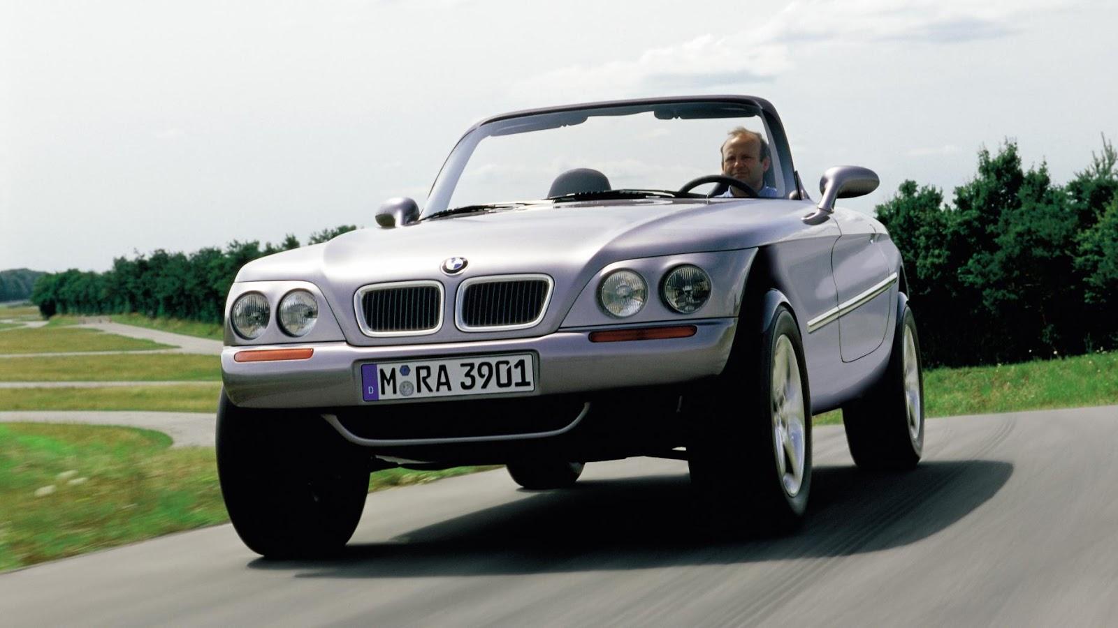 1995: BMW Z18 Concept