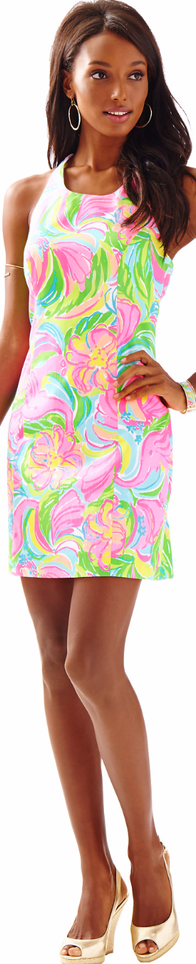 Lilly Pulitzer Grayes Printed Shift Dress