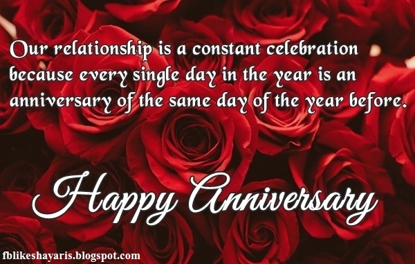 Anniversary Wishes for Girlfriend, Happy Anniversary Quotes for Facebook, WhatsApp Picture SMS