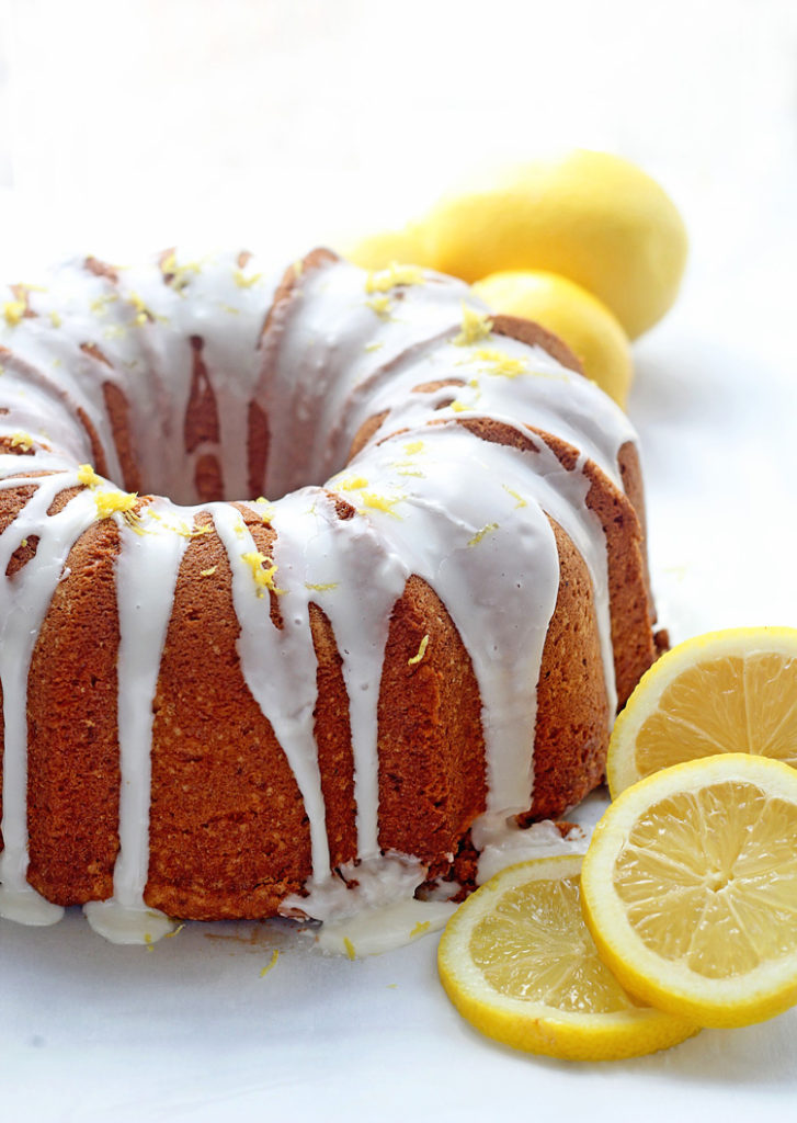 How To Make A Lemon Cream Cheese Pound Cake