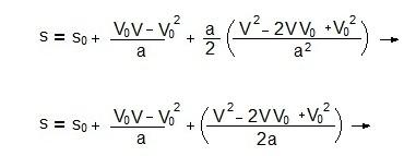 desenvolvendo a equação