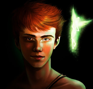reseña-Peter-Pan, fan-art-peter-pan