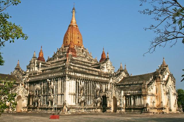 Ngôi đền Ananda - Đền Cổ Myanmar