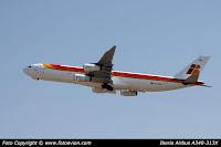 Airbus A340 / EC-KSE