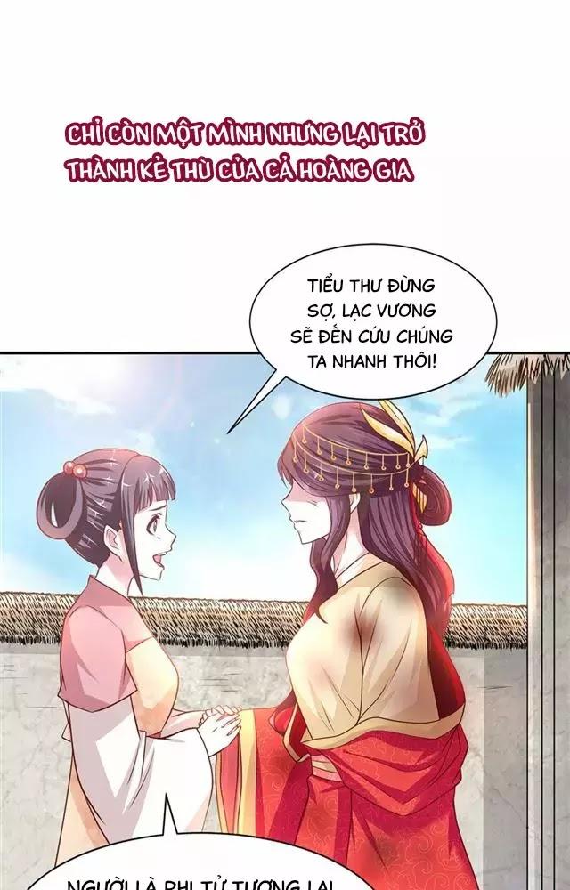 Đế Hoàng Chi Thần Y Khí Phi chap 0 - Trang 7