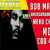 COD 4 MW Bob Marley menu mod