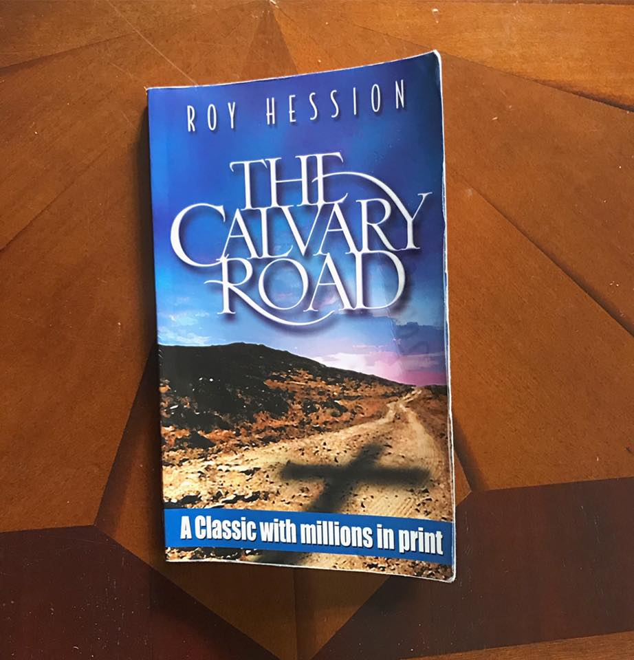 a lily among thorns the calvary road rh livingasalily com calvary road study guide pdf Calvary Road by Roy Hession