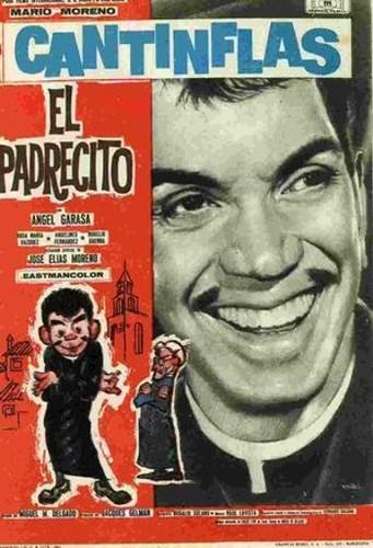 El Padrecito (1964) [BRrip 720p] [Latino] [Comedia]