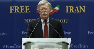John Bolton, former US Ambassador