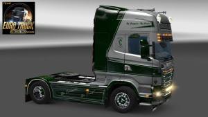 Scania R730 van Triest