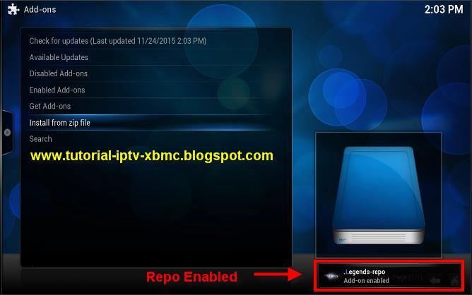 xbmc repository