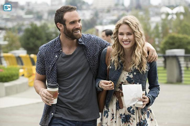 No Tomorrow - Episode 1.04 - No Holds Barred - Promo, Promotional Photos & Press Release