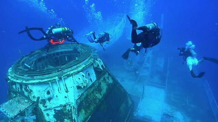 На затонувшем корабле. Andreas Franke 21