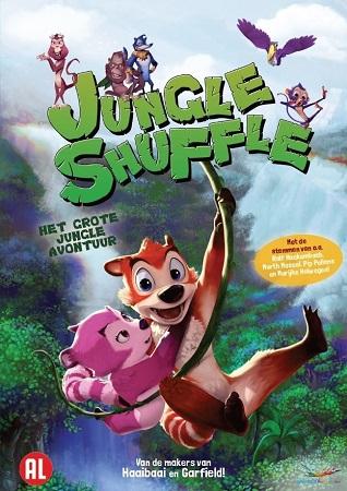 Jungle Shuffle / Καταδίωξη Στη Ζούγκλα (2014) ταινιες online seires xrysoi greek subs