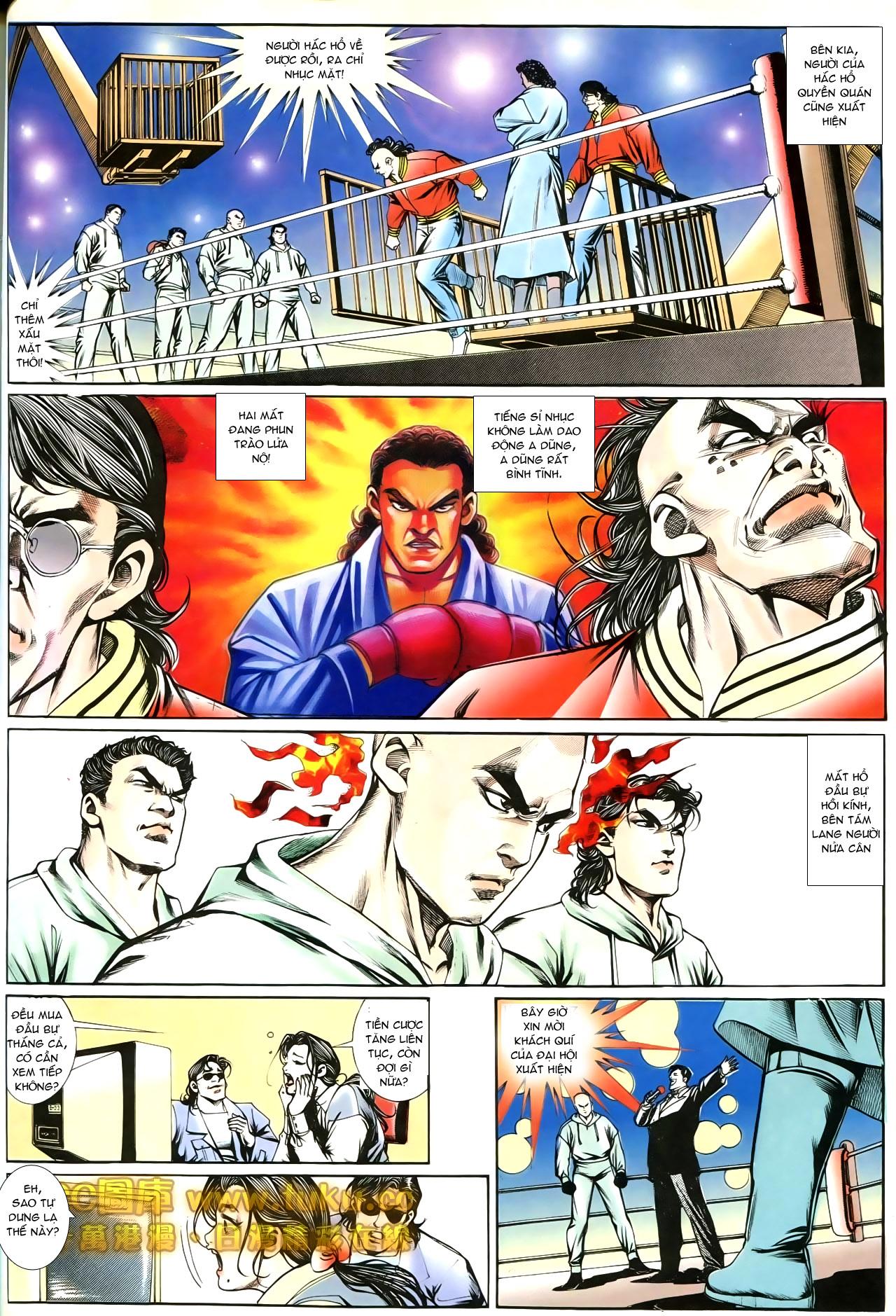 Người Trong Giang Hồ chapter 194: ngờ vực của đại phi trang 27