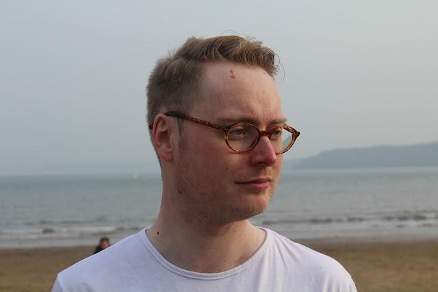 men's style blogger haircut