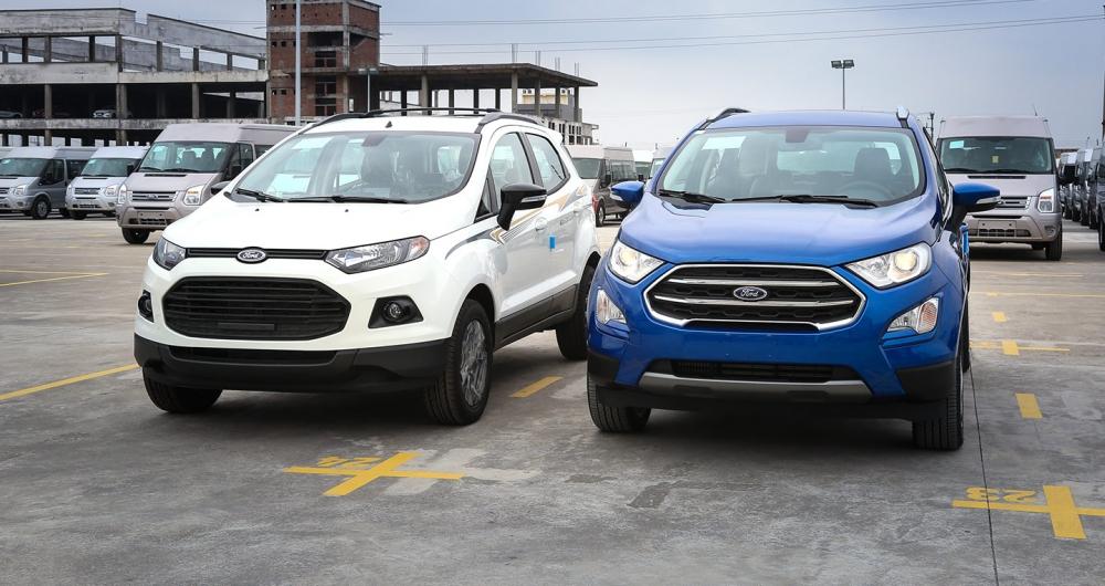 Báo Giá Phụ Kiện Full Option Ford Ecosport