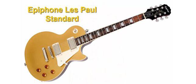 Guitarra Eléctrica Epiphone Les Paul Standard