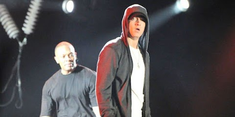 Eminem y Dr. Dre podrían sacar una nueva canción en breves