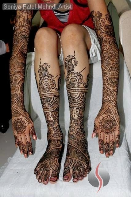 Top 10 Mehndi Designs For Hand And Foot B Amp G Fashion
