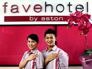 lowongan kerja hotel favehotel