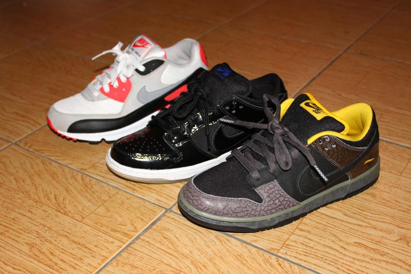 Astron Sneaker Hunts: June 2012