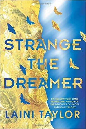Book Recommendation – October 2017 Strange the dreamer laini Taylor
