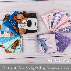 http://www.fatquartershop.com/quilting-treasures/the-secret-life-of-pets-quilting-treasures
