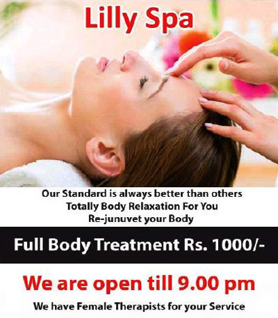 Lilly Spa