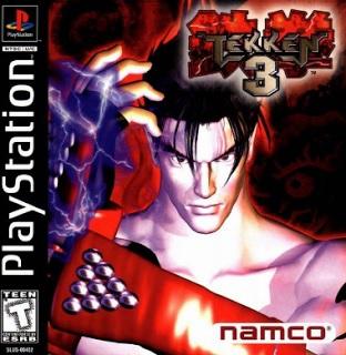 Tekken 3 PS1 ISO