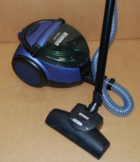 Kenmore Magic Blue Canister Vacuum Cleaner