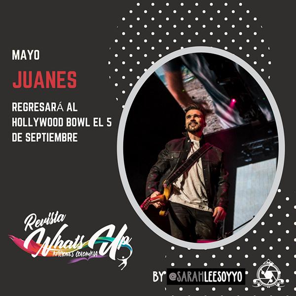 Juanes-Hollywood-Bowl-septiembre