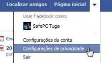 Tweets no Facebook