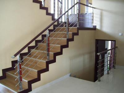 Reeling Tangga & Balkon Minimalist