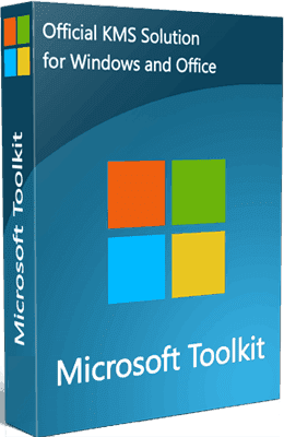 Microsoft Toolkit box