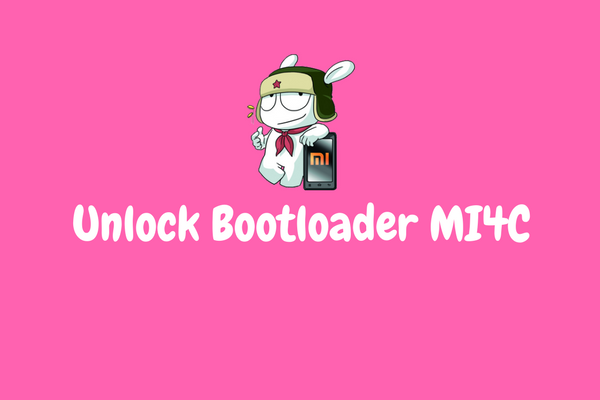 Official Unlock Bootloader Mi4c